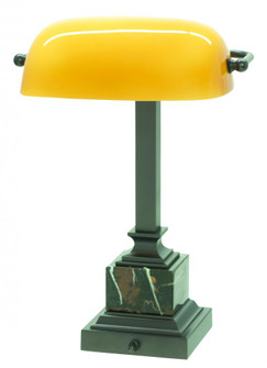 Shelburne Bankers Desk Lamp (DSK430-MB)