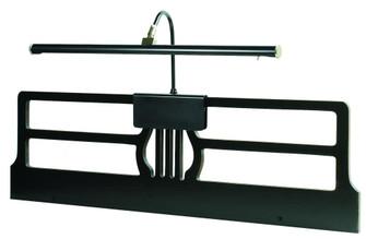 Grand Piano LED Clamp Lamp (34 GPLED19-527)