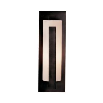 Forged Vertical Bars Large Outdoor Sconce (65|307287-SKT-20-GG0037)