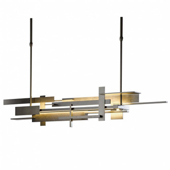 Planar Large LED Pendant (65|139720-LED-LONG-03)
