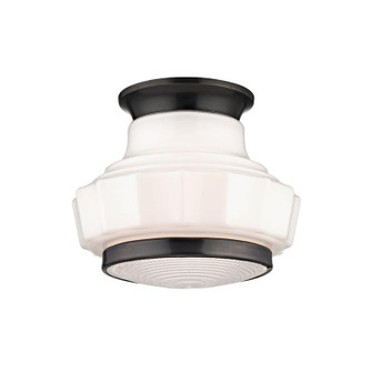 1 LIGHT SEMI FLUSH (3809F-OB)