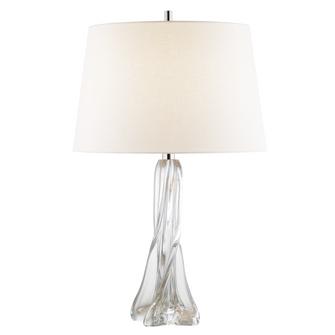 1 LIGHT LARGE TABLE LAMP (57|L1029-PN)