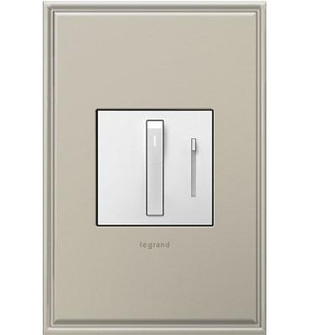 Whisper Dimmer, 700W (Incandescent, Halogen) (1452|ADWR703HW4)