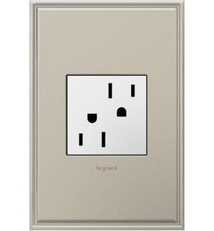 Tamper-Resistant Outlet, 15A (1452|ARTR152W4)