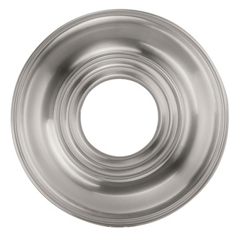 Brushed Nickel Ceiling Medallion (108|8209-91)