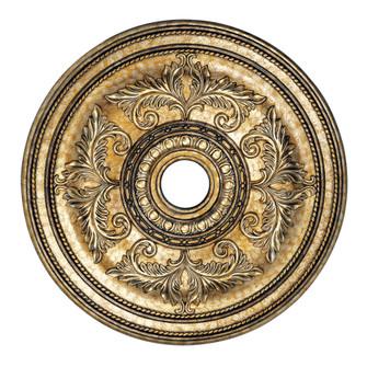 Vintage Gold Leaf Ceiling Medallion (108|8210-65)
