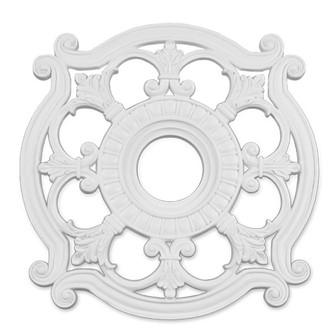 White Ceiling Medallion (108|8216-03)