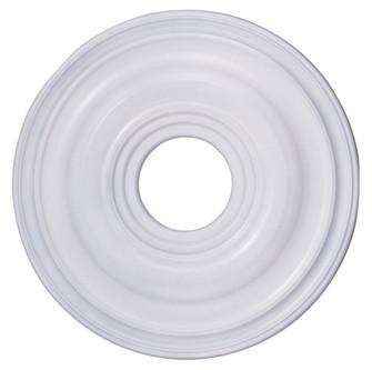 White Ceiling Medallion (108|8217-03)