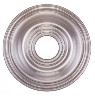 Brushed Nickel Ceiling Medallion (108|8217-91)