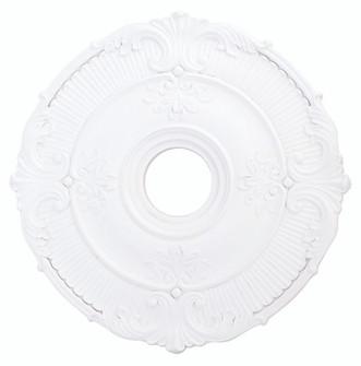 White Ceiling Medallion (108|82031-03)