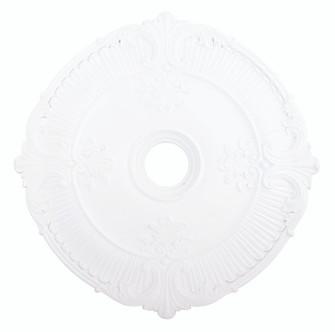 White Ceiling Medallion (108|82034-03)