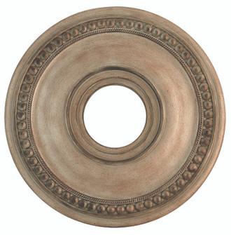 Antique Silver Leaf Ceiling Medallion (108|82073-73)