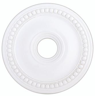 White Ceiling Medallion (108|82074-03)