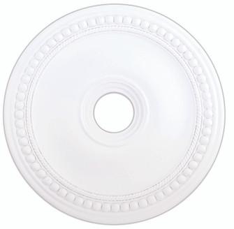 White Ceiling Medallion (108|82075-03)