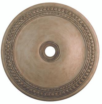 Antique Silver Leaf Ceiling Medallion (108|82078-73)