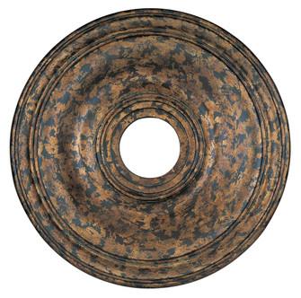 Venetian Golden Bronze Ceiling Medallion (108|8219-71)