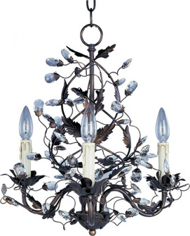 Elegante 3-Light Chandelier (19|2850OI)