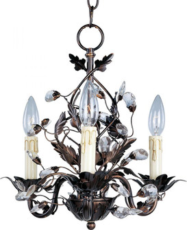 Elegante 3-Light Chandelier (19|2855OI)