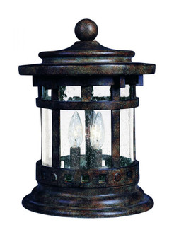Santa Barbara DC-Outdoor Deck Lantern (19 3132CDSE)
