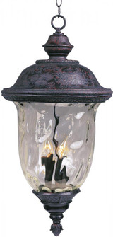 Carriage House DC-Outdoor Hanging Lantern (3427WGOB)