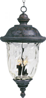 Carriage House VX-Outdoor Hanging Lantern (40427WGOB)