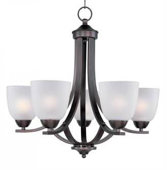 Axis-Single-Tier Chandelier (11225FTOI)