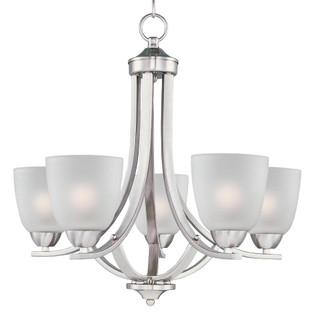 Axis-Single-Tier Chandelier (11225FTSN)