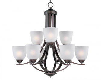 Axis-Multi-Tier Chandelier (11226FTOI)