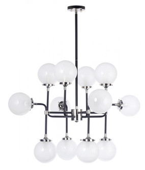 Atom-Multi-Light Pendant (24727WTBKPN)