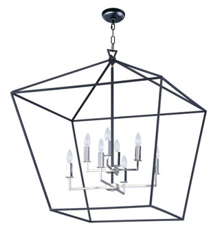 Abode-Multi-Tier Chandelier (25154TXBPN)