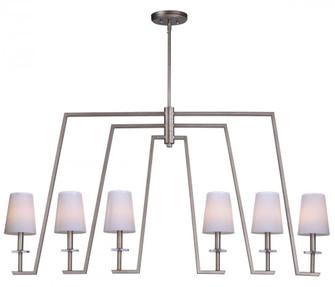 Swing 6-Light Chandelier (19 30257WTPD)