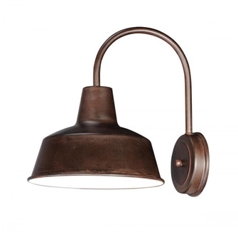 Pier M 1-Light Outdoor Wall Sconce (19|35016EB)