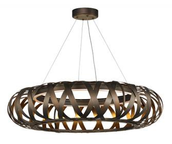 Weave 1-Light LED Chandelier (19 35055BZGTGLD)