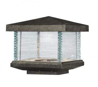 Triumph VX LED-Outdoor Deck Lantern (19 55736CLET)