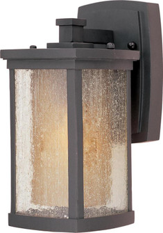 Bungalow LED E26-Outdoor Wall Mount (65652CDWSBZ)