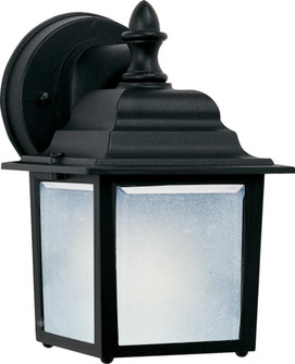 Builder Cast LED E26-Outdoor Wall Mount (66924BK)