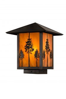 9''Sq Great Pines Deck Light (96 179934)
