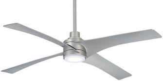56'' CEILING FAN W/ LED LIGHT (39|F543L-SL)