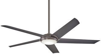 60 INCH CEILING FAN WITH LED (39|F617L-GM)