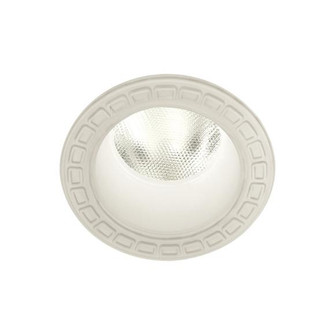 Silver Recessed Lighting Trim (10|GT200-FF)