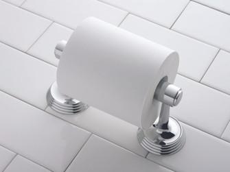 Deco Toilet Paper Holder (148 3411-CH-TPR)