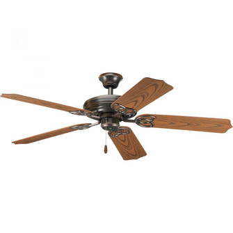 AirPro Collection 52 inches  Five-Blade Indoor/Outdoor Ceiling Fan (P2502-20)