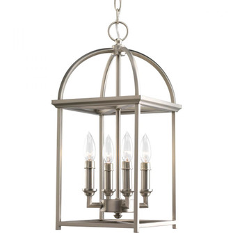 Piedmont Collection Four-Light Foyer Lantern (149|P3884-126)