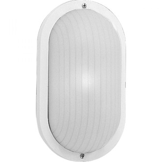 """One-Light 10"""" Wall or Ceiling Mount Bulkhead (149 P5704-30)"""