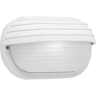 """One-Light 10-1/2"""" Wall or Ceiling Mount Bulkhead (149 P5706-30)"""