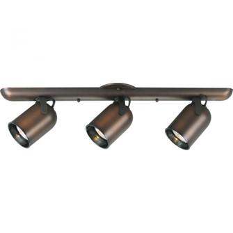 P6160-174 3 LT 50W WALL ROUND BK (149|P6160-174)