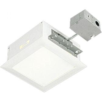 One-Light Recessed Housing (P6416-30TG)