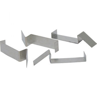 Recessed Accessory Furring Channel Mounting Clips (P8511-01)