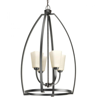 Ridge Collection Four-Light Hall & Foyer Pendant (149|P3571-84)