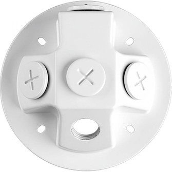 Security Light Back Plate (149|P6343-28)